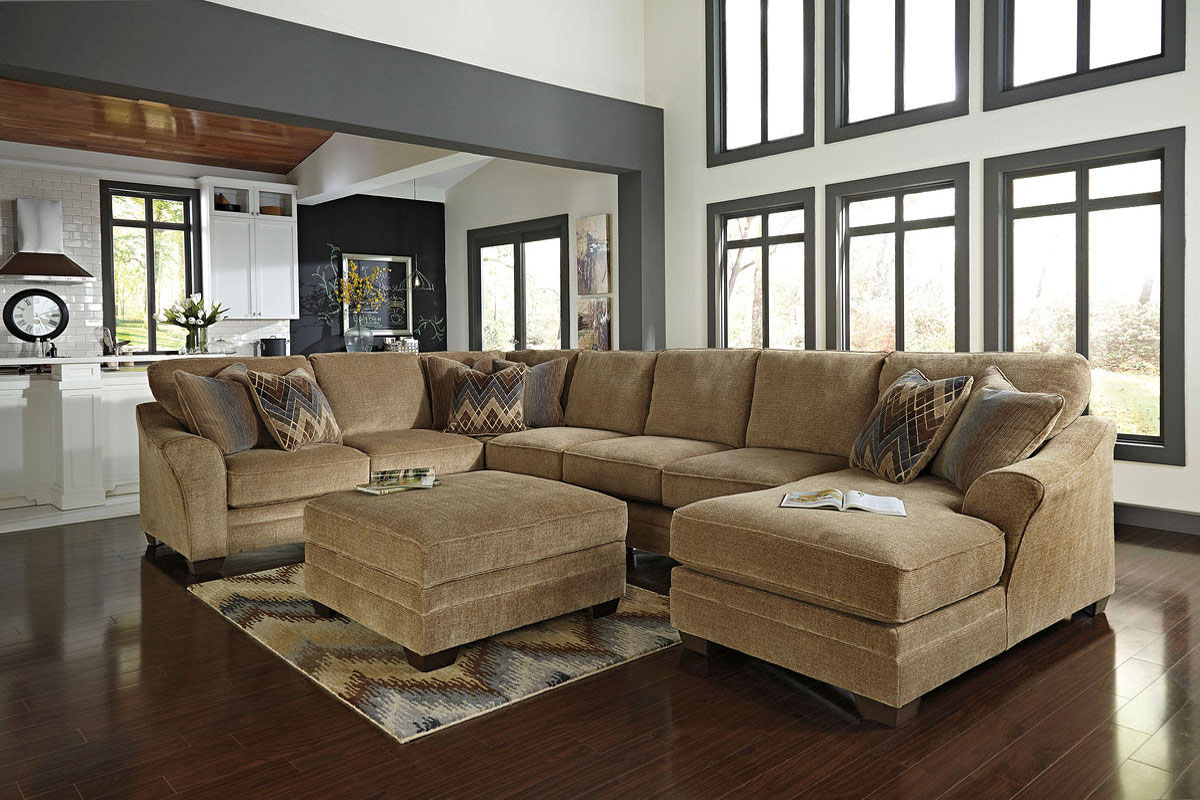 Center sectional sofas and couches desert design furniture Living room furniture tucson