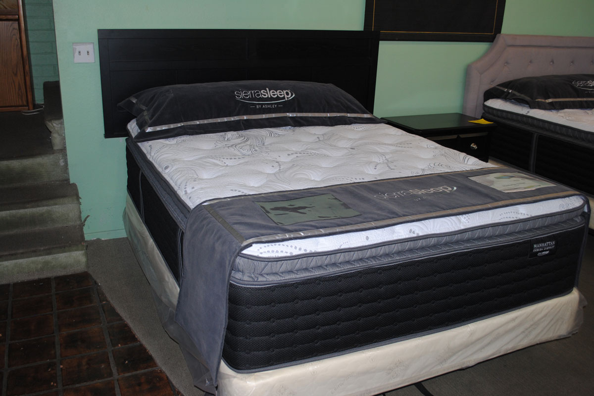 Sierra Sleep Mattresses And Box Set Desert Design Furniture