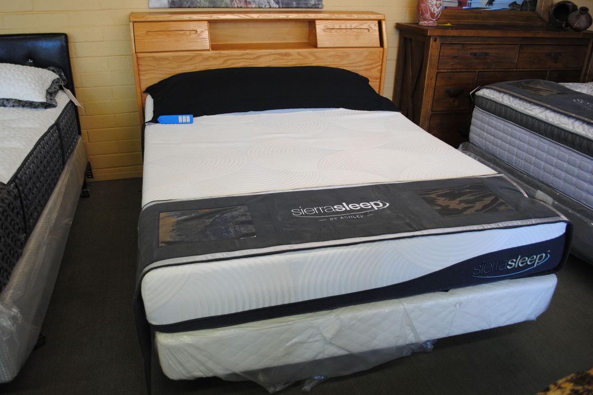 Sierra Sleep Mattresses And Box Set Desert Design Furniture
