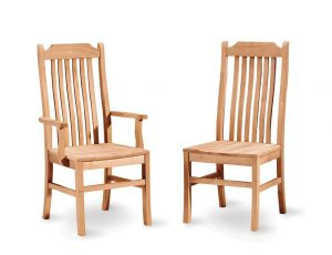 farmhouse dining chair in the raw tucson az