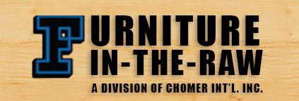 Furniture in the raw custom made furniture Desert Design Furniture Store Tucson AZ.